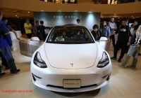What Tesla Made for Us Lovely Tesla Announces Prices Of Made In China Model 3 at