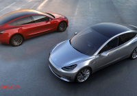 What Tesla Made for Us Luxury Tesla Has 325000 orders Model 3 One Week Business Insider
