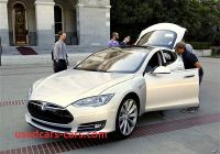 What Tesla Made for Us Luxury Teslas Model S Cars Made In May June Recalled Due to