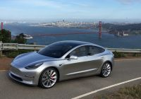 What Tesla Means Lovely Elon Musk Says First 12 Months Of Tesla Model 3 Production