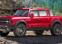 What Will 2020 ford Bronco Look Like Inspirational Exclusive ford Bronco Pickup Ing to Battle Jeep