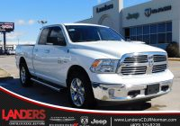 What's Carfax Lovely Certified Pre Owned 2017 Ram 1500 Big Horn Crew Cab Pickup In norman