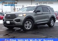 When Can 2020 ford Explorer Be ordered Beautiful New 2020 ford Explorer Xlt 4wd