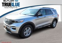 When Can 2020 ford Explorer Be ordered Elegant New 2020 ford Explorer Xlt Rwd Sport Utility