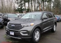 When Can 2020 ford Explorer Be ordered Fresh New 2020 ford Explorer Xlt In Shelton 1fmsk8dh3lgb