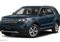 When Can 2020 ford Explorer Be ordered Unique 2019 ford Explorer Xlt 4dr Front Wheel Drive Specs and Prices