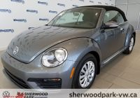 When Did Volkswagen Beetle Come Out Lovely New 2018 Volkswagen Beetle Convertible Trendline Fwd Convertible