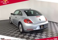 When Did Volkswagen Beetle Come Out Lovely Used 2014 Volkswagen Beetle 2 5l Entry Fwd Hatchback
