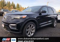 When Do the 2020 ford Bronco Come Out Lovely New 2020 ford Explorer Platinum 4wd with Navigation & 4wd