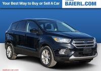 When is 2020 ford Escape Available Beautiful Pre Owned ford Escape Express