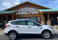 When is 2020 ford Escape Available Inspirational Used Vehicle Inventory