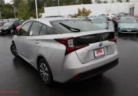 When is the New Prius Comingout Inspirational New 2019 toyota Prius Le Near Federal Way Wa Larson