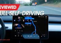 When Tesla Full Self Driving Elegant Teslas Full Self Driving Youtube