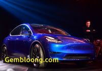 When Tesla Model Y Best Of Tesla Model Y A New S U V is Unveiled Amid Mounting