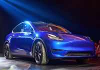 When Tesla Model Y Fresh Tesla Reveals Model Y Details Specs Photos Business
