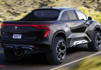 When Tesla Truck New Tesla Model P is An All Electric Pickup Truck Concept