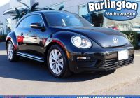 When Was the Volkswagen Beetle Made Awesome Certified Pre Owned 2018 Volkswagen Beetle S Fwd Hatchback