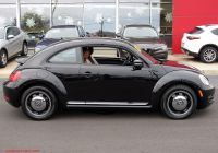 When Was Volkswagen Beetle Invented Luxury Used 2016 Volkswagen Beetle 1 8t Classic