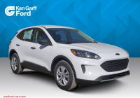 When Will 2020 ford Escape Be Released Luxury New 2020 ford Escape S Awd