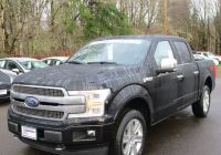 When Will 2020 ford F150 Be Available New New 2020 ford F 150 Platinum In Shelton 1ftew1e49lfa