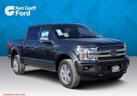 When Will 2020 ford F150 Be Available Unique New ford F 150 Platinum with Navigation & 4wd