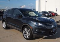 Where is 2020 ford Escape Made Luxury Lincoln Mkc