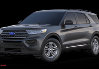 Where is the 2020 ford Bronco Made Unique 2020 ford Explorer Xlt