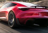 Where Tesla Car From Fresh Elon Musk Reveals New Tesla Roadster Vows It Will Be