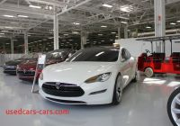 Where Tesla Car Made Luxury Tesla Model 3 Production Process is Not normal Business