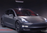 Where Tesla From New Tesla Unveils the Model 3 and the World Will Never Be the