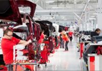 Where Tesla Manufactured New 2013 Tesla Model S Production Set for 400 Per Week by December