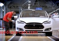 Where Tesla Manufactured New Watch How A Tesla Model S Car is Made • Selectism