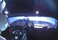 Where Tesla Roadster In Space Awesome Tesla Roadster In Space Insideevs Photos