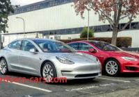 Which Tesla 3 to Buy Lovely Should You Wait for A Tesla Model 3 or Buy A Used Model S