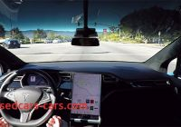Which Tesla Can Drive Itself Awesome Tesla Autopilot 2 0 Demo Shows Self Driving Tesla Pick