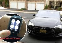 Which Tesla Can Drive Itself Elegant Video How to Summon A Tesla Car Using Apple Watch Telegraph