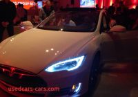 Which Tesla Can Drive Itself Elegant Watch This Tesla Drive Itself at the Press Of A button