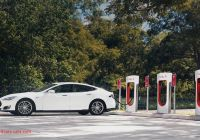Which Tesla Has Free Supercharging Elegant Tesla Announces Supercharger No Longer Free for 2017
