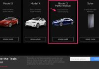 Which Tesla Has Free Supercharging Lovely Tesla Offers Model 3 Performance Buyers Free Unlimited