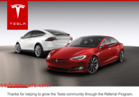 Which Tesla Has Free Supercharging Unique Tesla Gives Back Free Supercharger Use with A New Referral