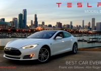 Which Tesla is the Best New Literatur Tesla Model S Best Car Ever Buch English