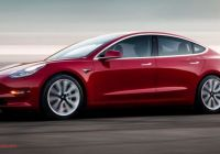 Which Tesla is the Cheapest Elegant Cheapest Tesla Gets 1000 Price Increase after Less Than