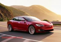 Which Tesla is the Fastest Beautiful Modern E Speed Teslas Model S P100d Will Out Accelerate