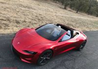 Which Tesla is the Fastest Elegant Teslas 200000 New Roadster Will Be the Fastest