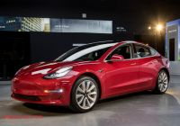 Which Tesla Models are Awd Inspirational Tesla Boss Musk Tweets Up Storm Of Awd Model 3 Specs