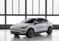 """White Tesla Suv Best Of Check Out My Behance Project """"tesla Model Y"""" S"""