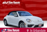 Who Made the First Volkswagen Beetle Fresh Pre Owned 2018 Volkswagen Beetle Convertible S Fwd Convertible