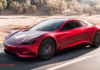 Who Tesla Cars Beautiful New Tesla Roadster Quickest Car In the World