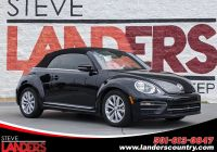 Why is the Volkswagen Beetle A Good Car Beautiful Pre Owned 2017 Volkswagen Beetle Convertible 1 8t Classic Fwd Convertible