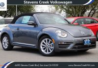 Why is the Volkswagen Beetle A Good Car New New 2019 Volkswagen Beetle Convertible Se Fwd Convertible